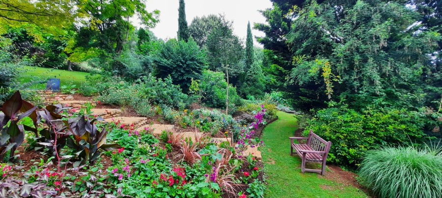 Les diff rents jardins for Plan massif jardin anglais